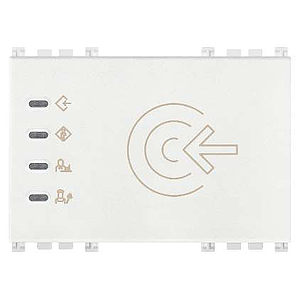 ARKE - KNX outdoor transponder reader (wit)
