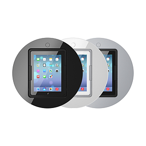 "Viveroo Loop - iPad 9.7"" & iPad Air 2015 (Wit - Glas)"