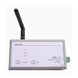 KNX IP interface 740 wireless