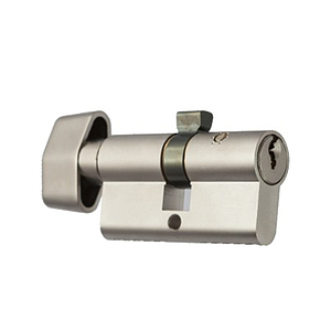 Access control. Cylinder and keys for door width 35-40 mm