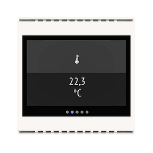 Cala Touch KNX T, wit (3.0)