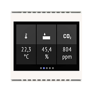 Cala Touch KNX AQS/TH, wit (3.0)